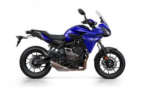 Tracer 700 Yamaha Blue