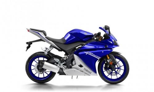 YZF-R125 Race Blu