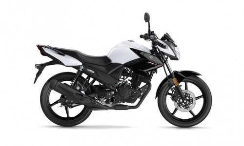 YS125 Competition White