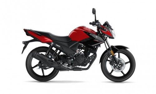 YS125 Power Red