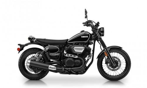 SCR950 Yamaha Black